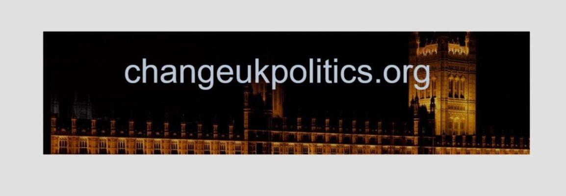 Change UK Politics